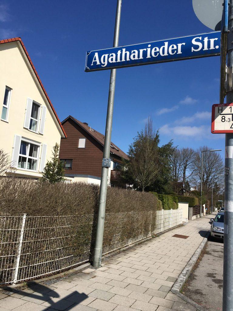 Agatharieder Straße