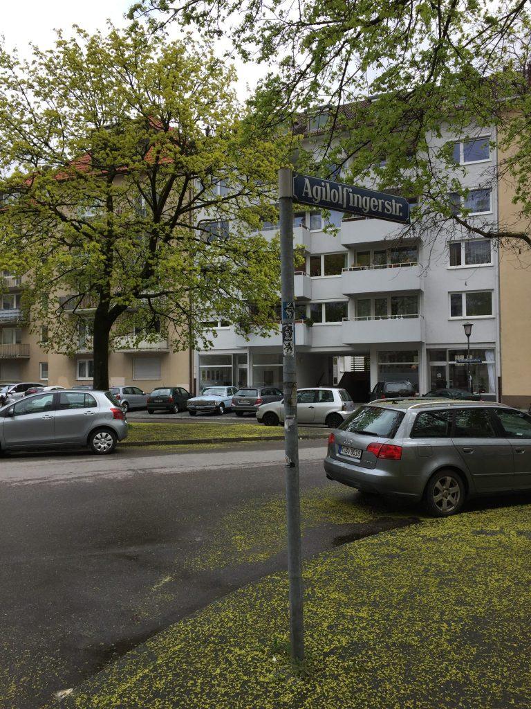 Agilolfingerstraße