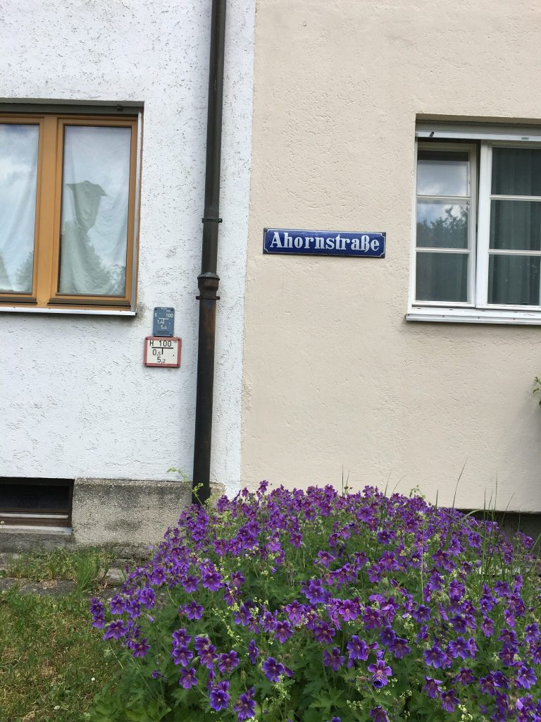 Ahornstraße