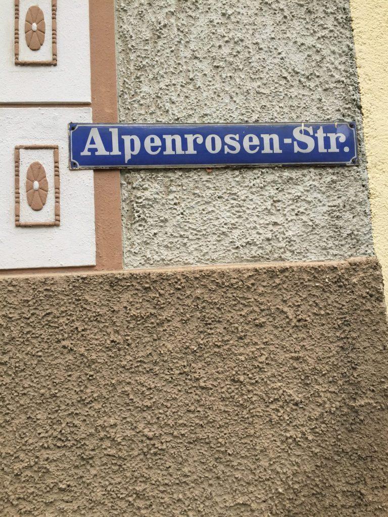 Alpenrosenstraße