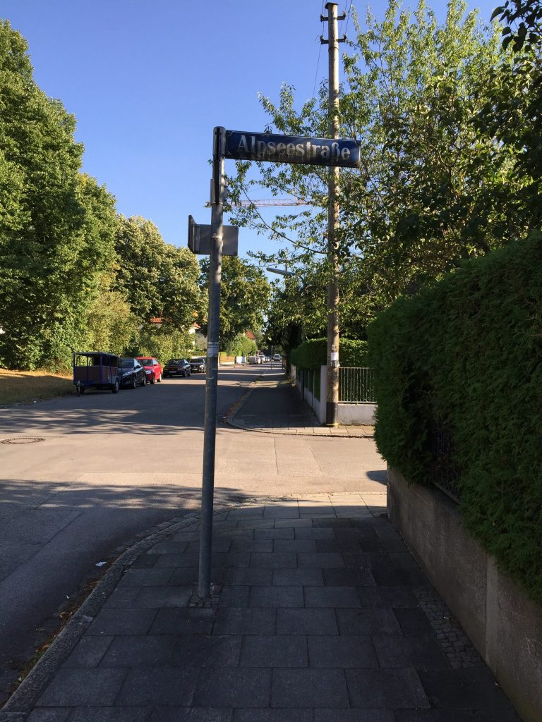 Alpseestraße