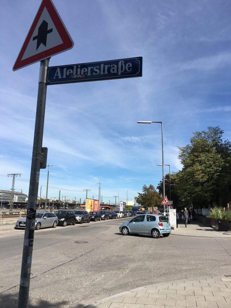 Atelierstraße