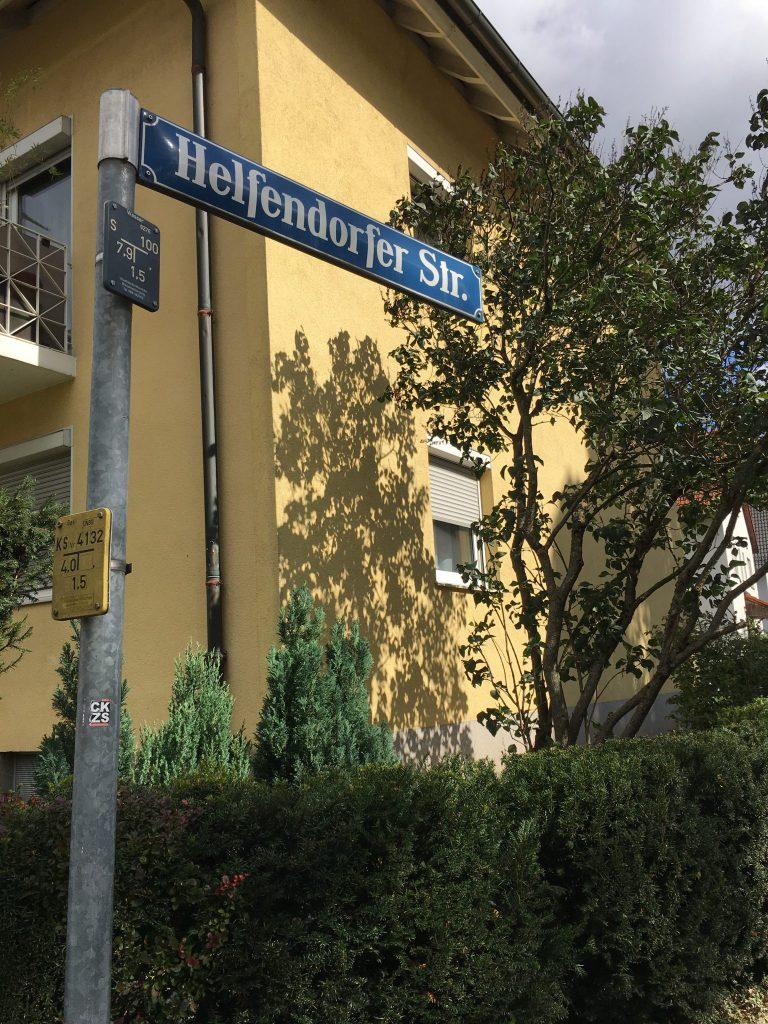 Helfendorfer Straße