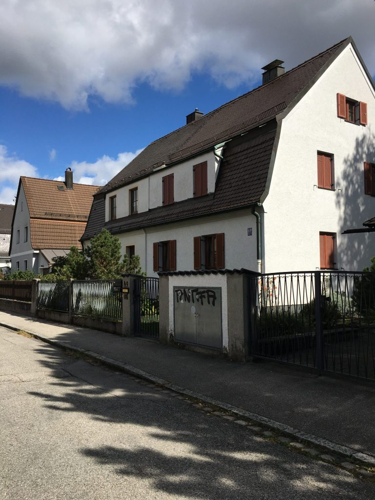 Wemdinger Straße