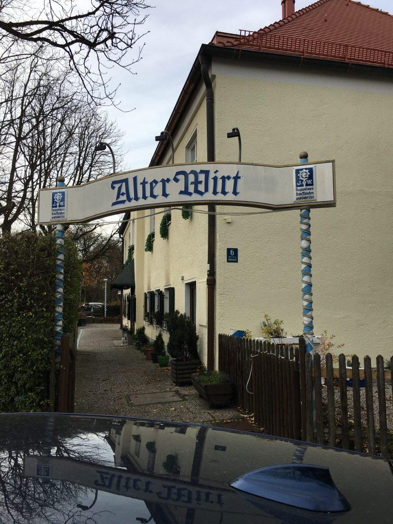 Aribonenstraße