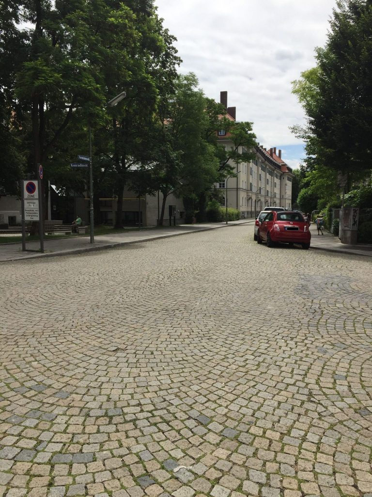 Arminiusstraße