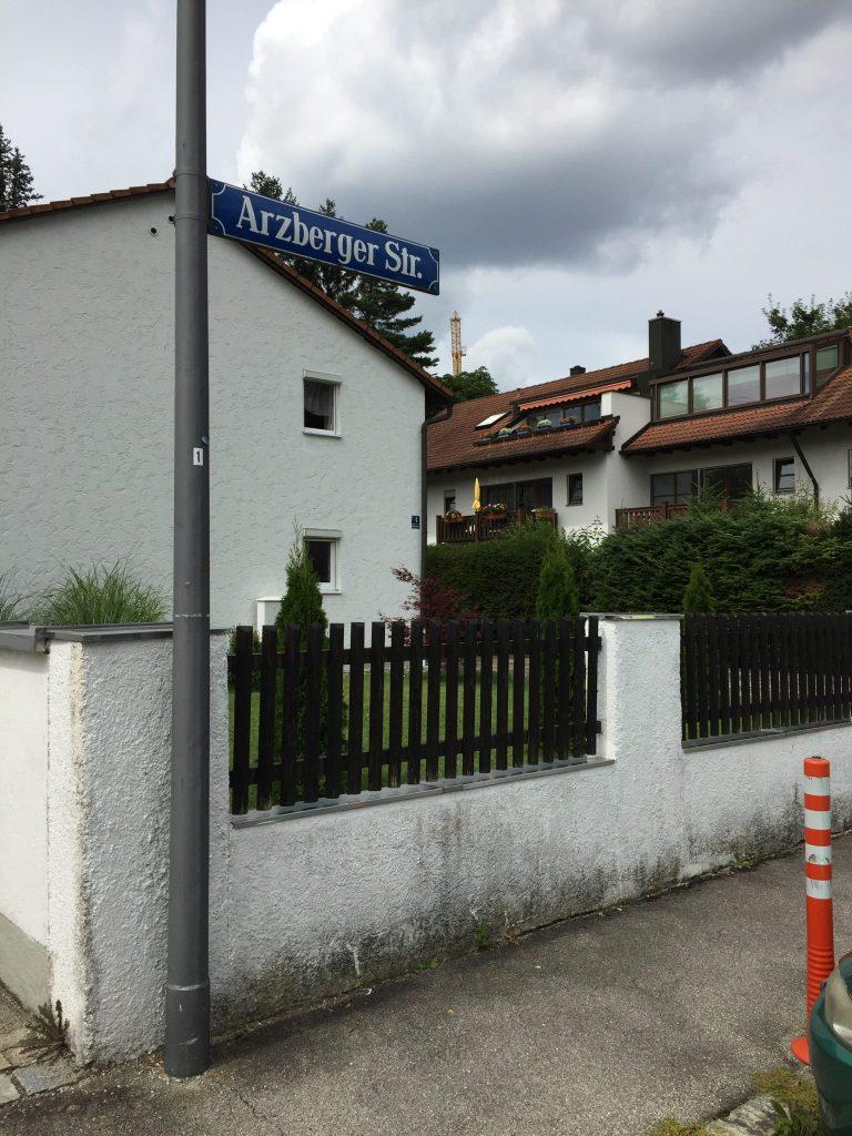 Arzberger Straße