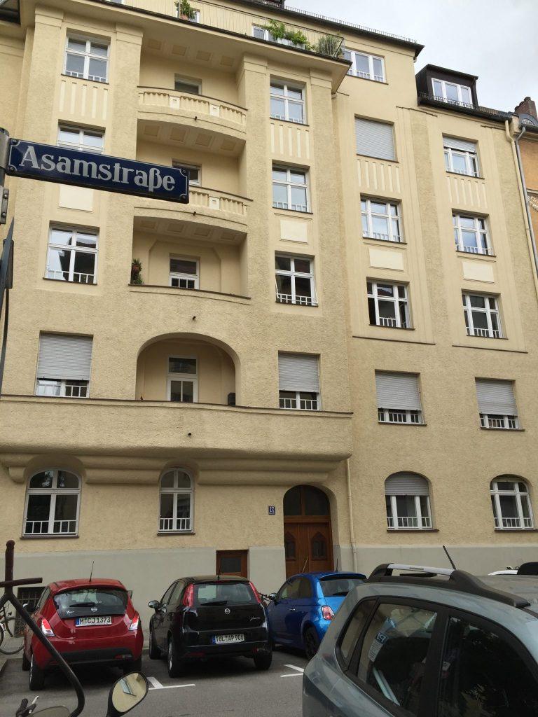 Asamstraße