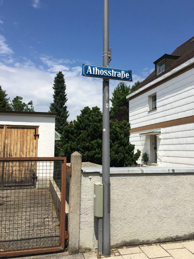 Athosstraße
