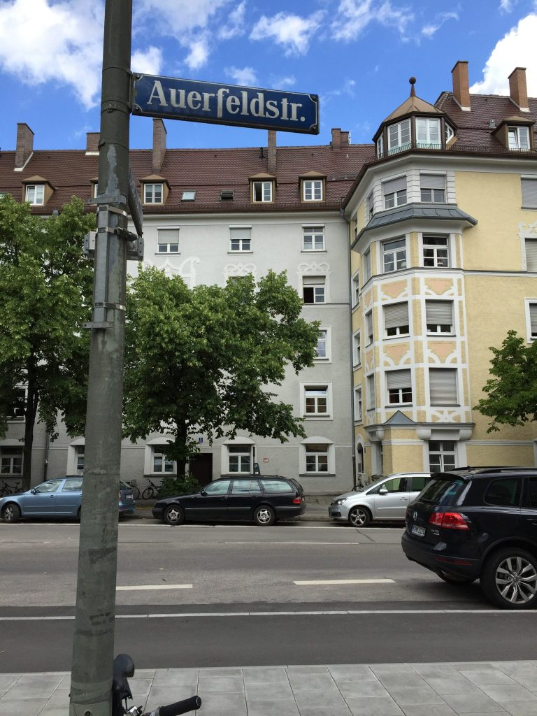 Auerfeldstraße