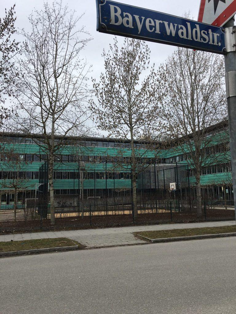 Bayerwaldstraße