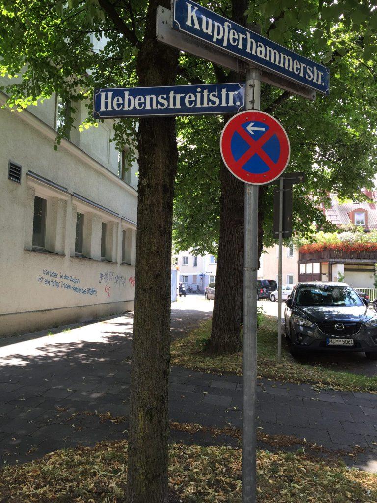 Hebenstreitstraße