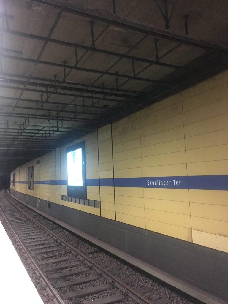 Sendlinger-Tor-Platz U-Bahn