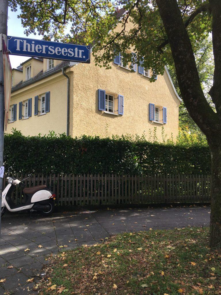Thierseestraße