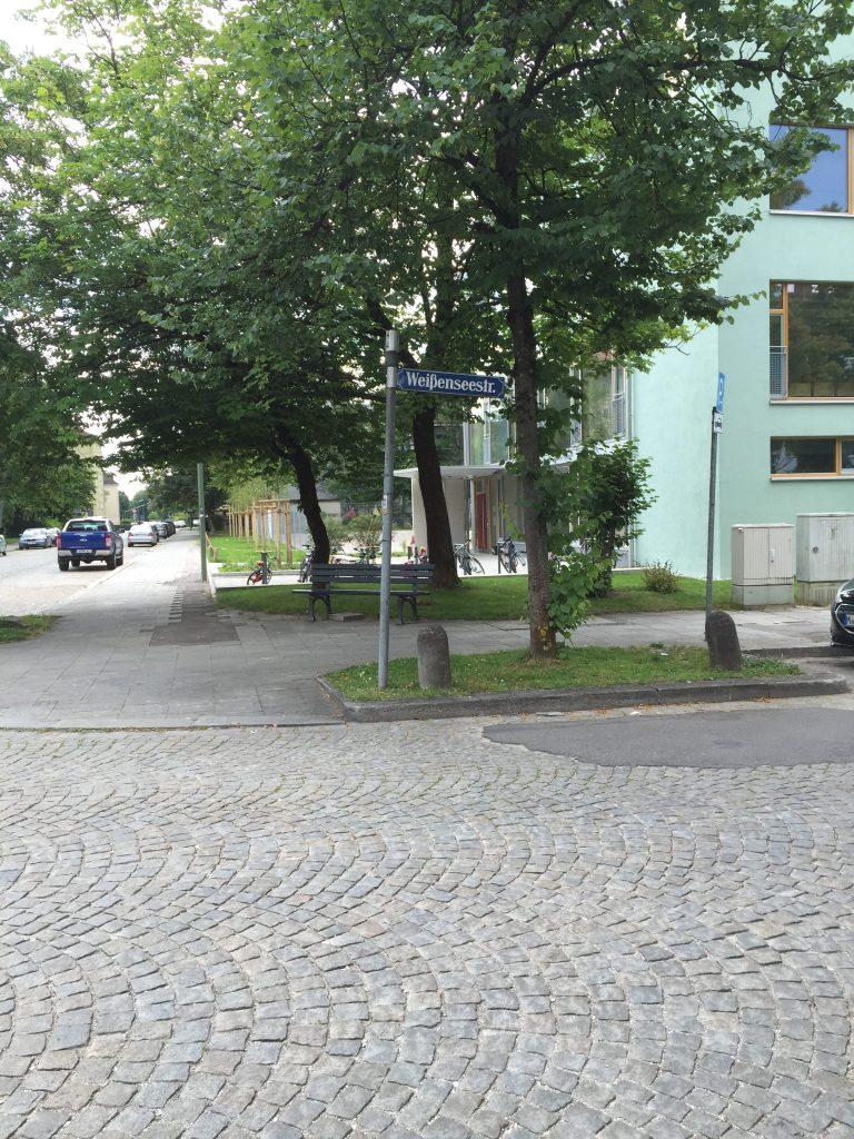 Weißenseestraße