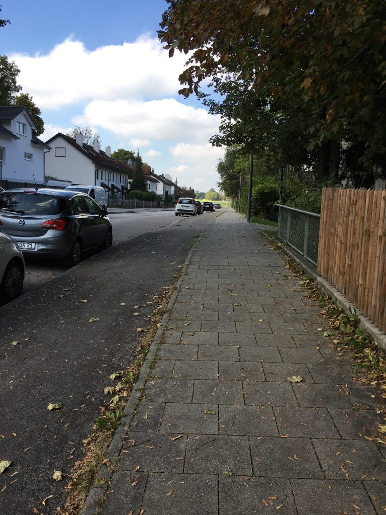 Weidener Straße