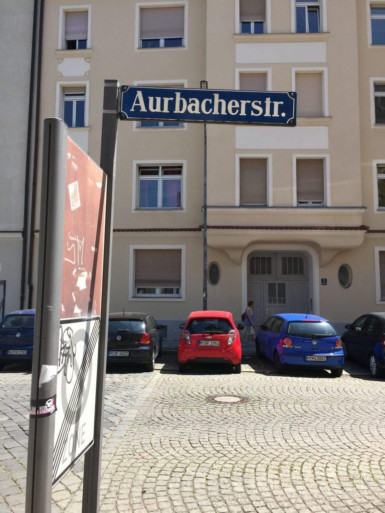 Aurbacherstraße