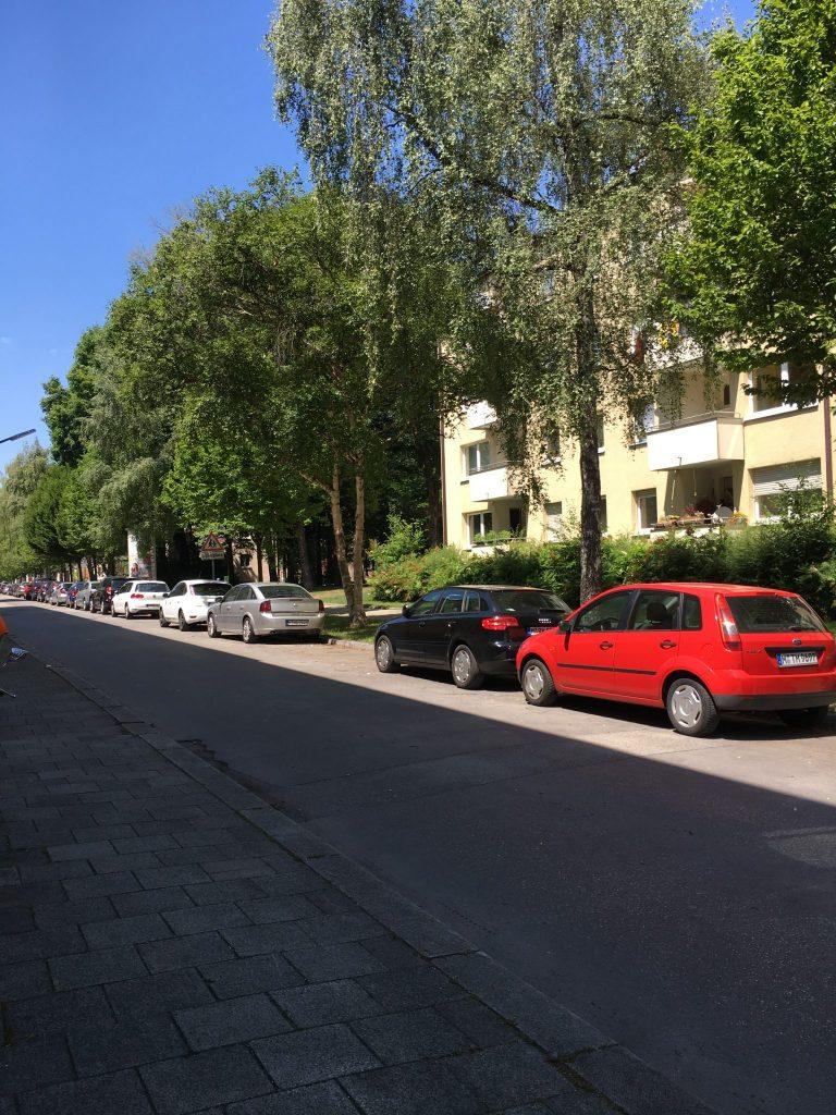 Ayinger Straße