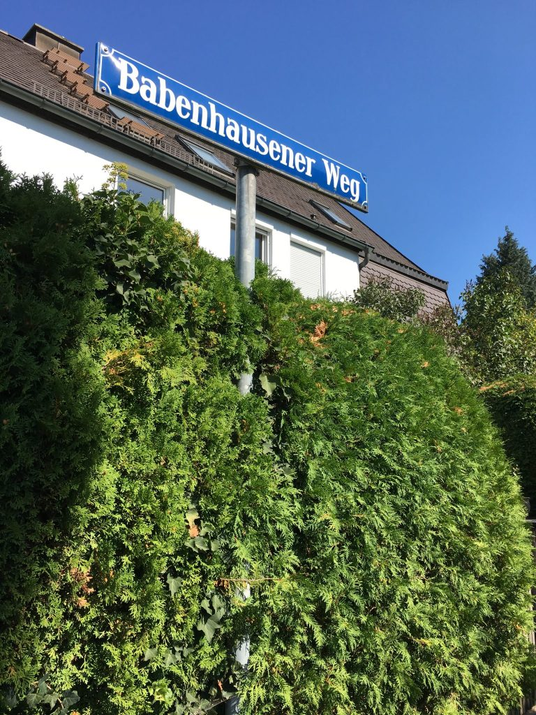 Babenhausener Weg