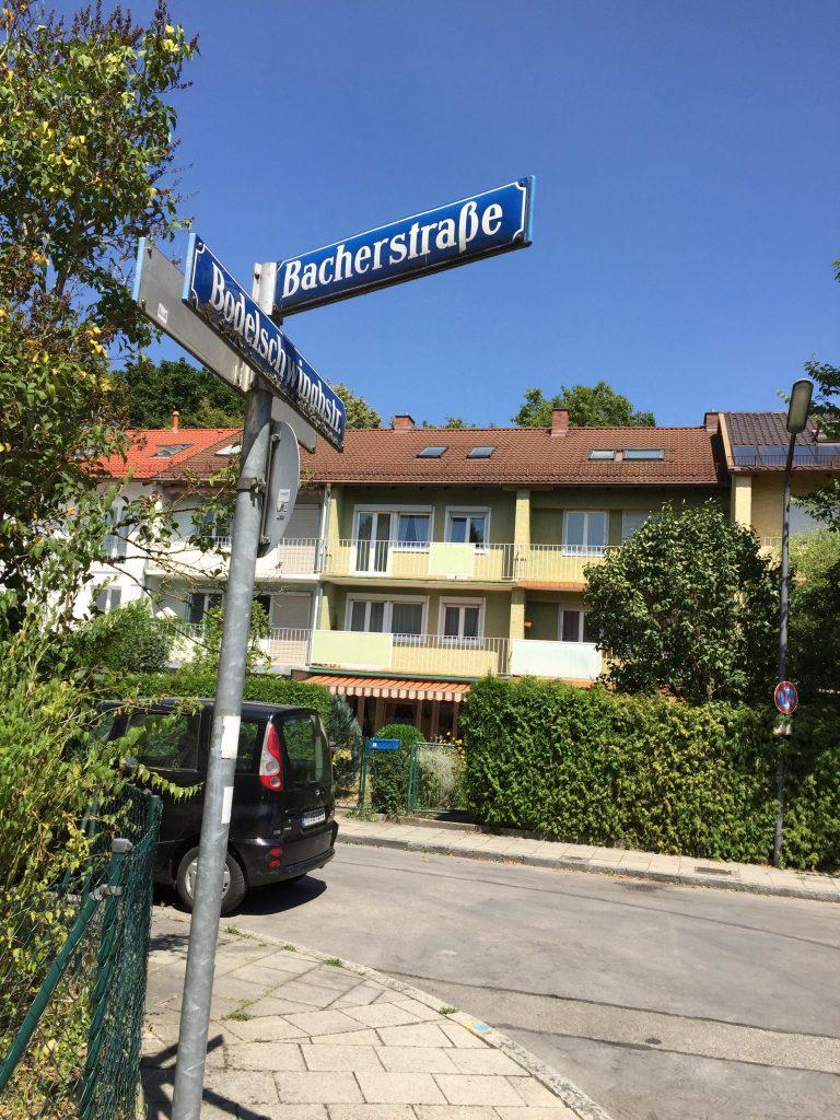 Bacherstraße
