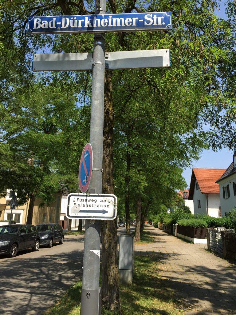 Bad Dürkheimer Straße