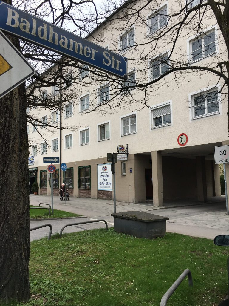 Baldhamer Straße