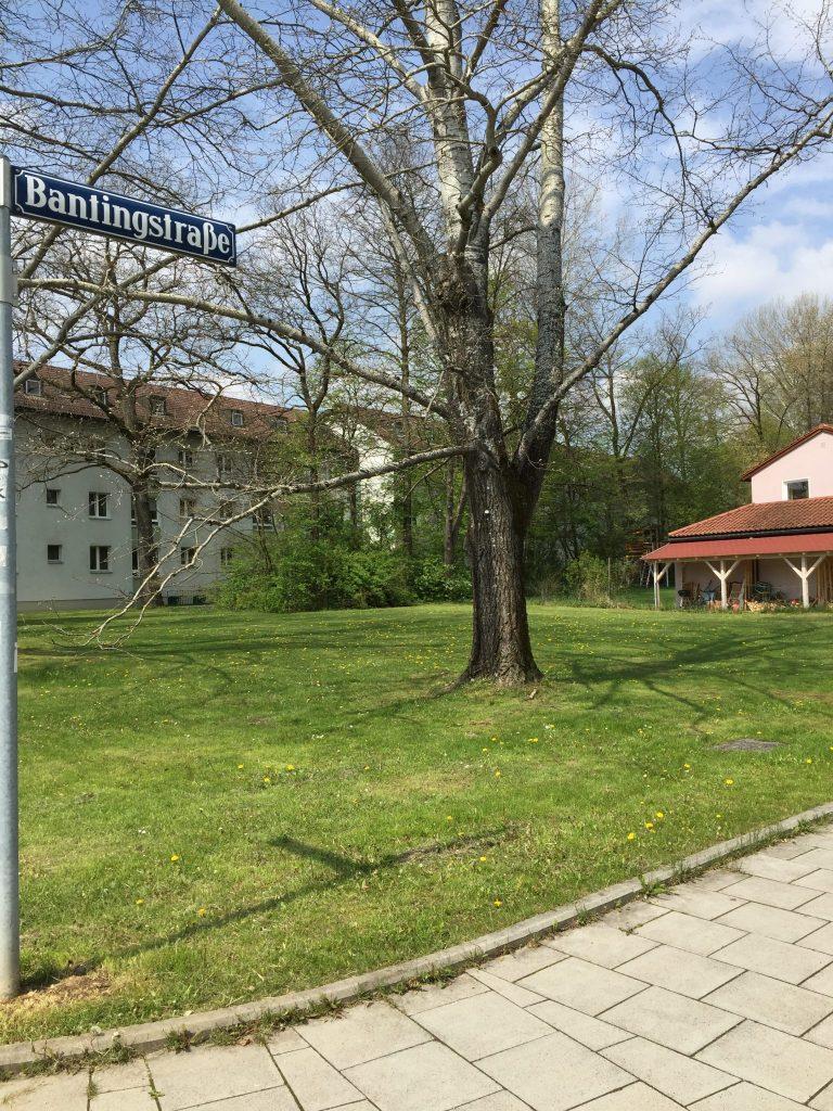 Bantingstraße
