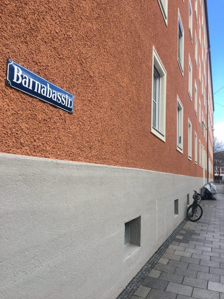 Barnabasstraße