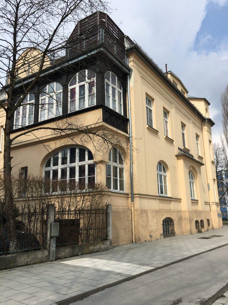 Mühldorfstraße