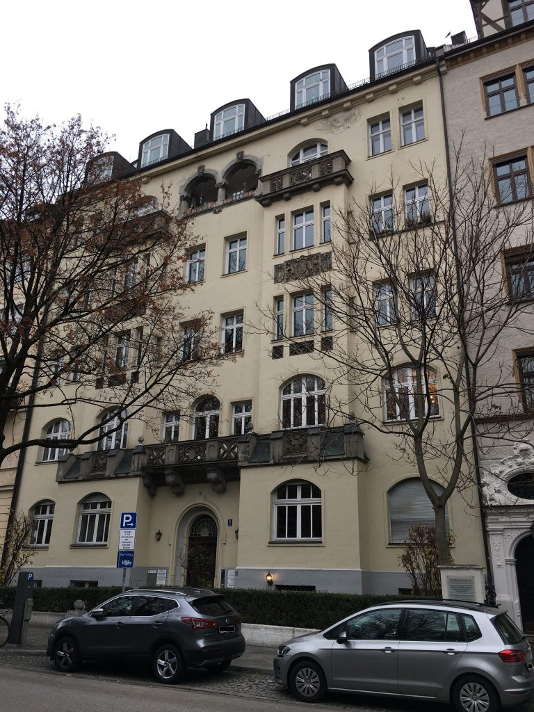 Nußbaumstraße