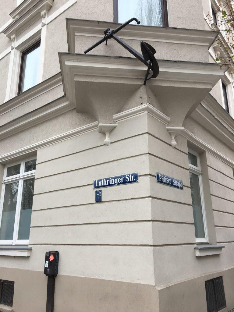 Pariser Straße