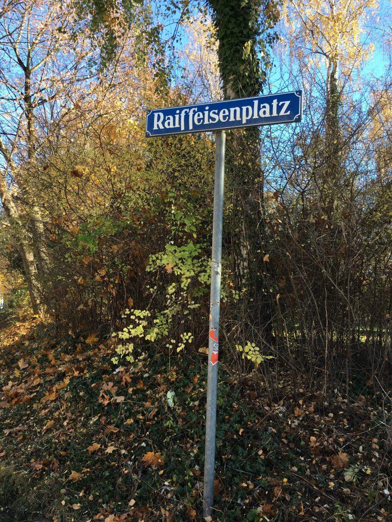 Raiffeisenplatz