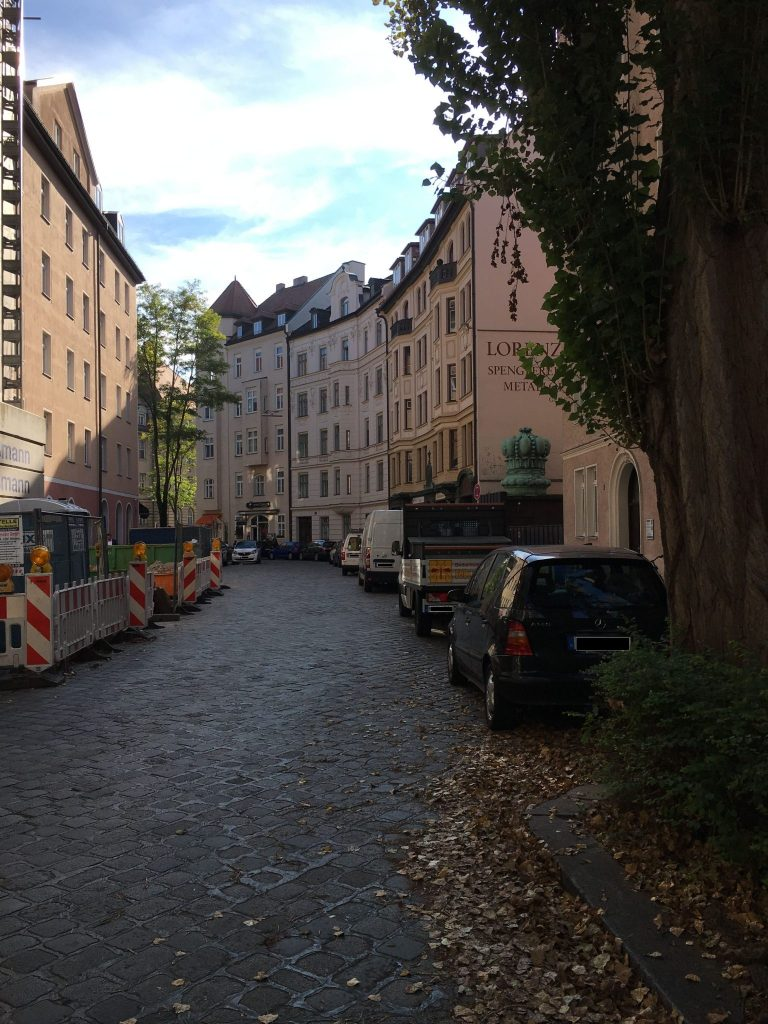 Rothmundstraße