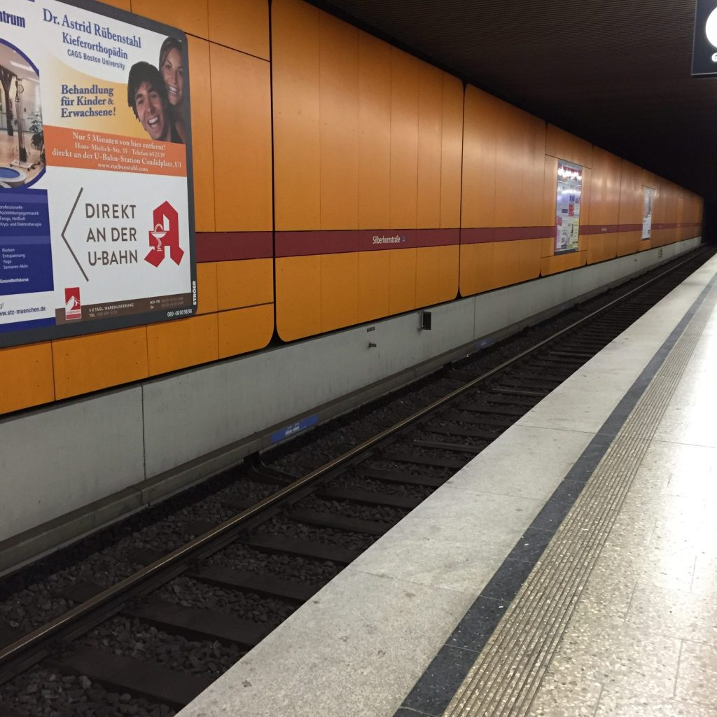 Silberhornstraße U-Bahn