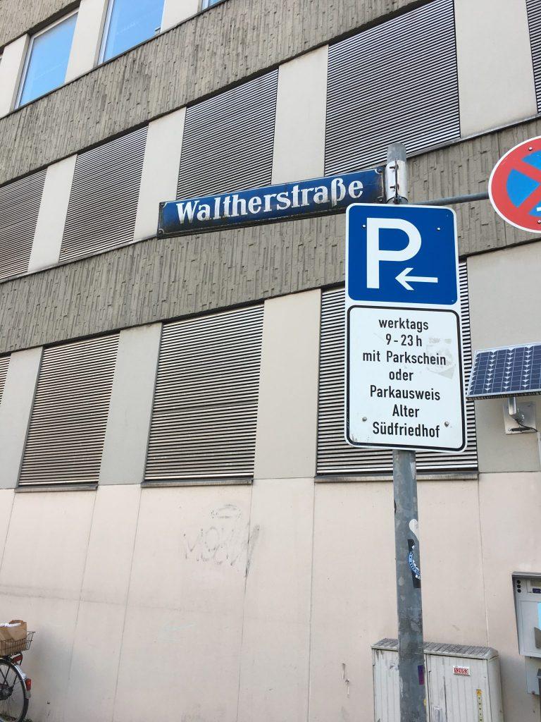 Waltherstraße