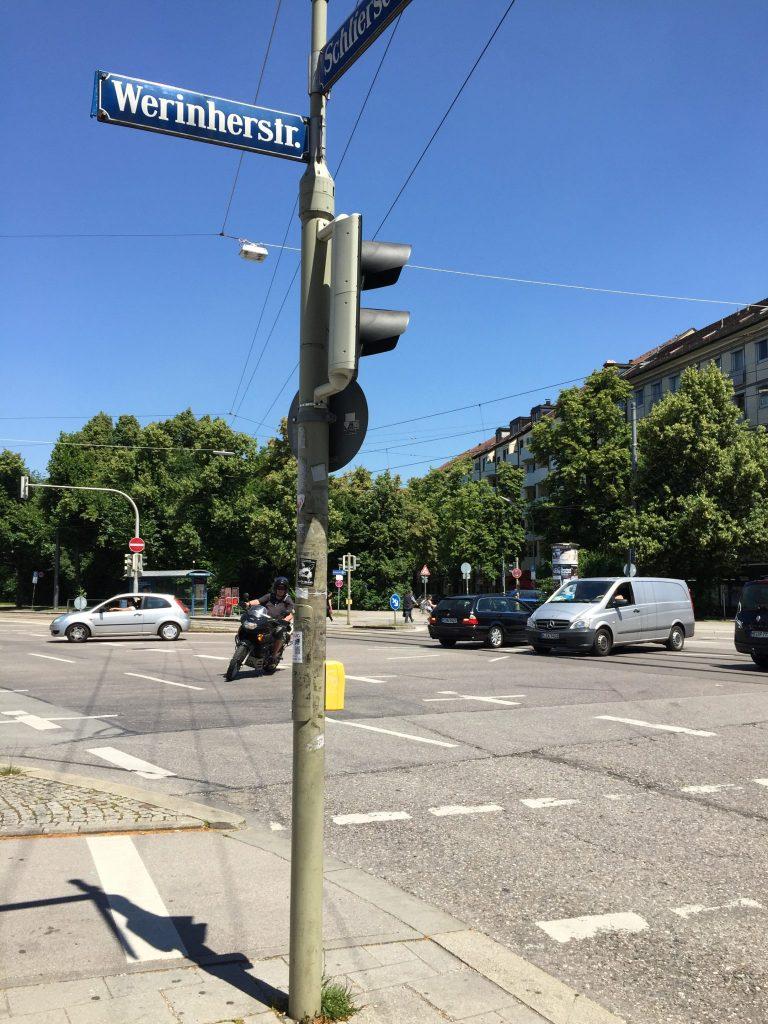 Werinherstraße
