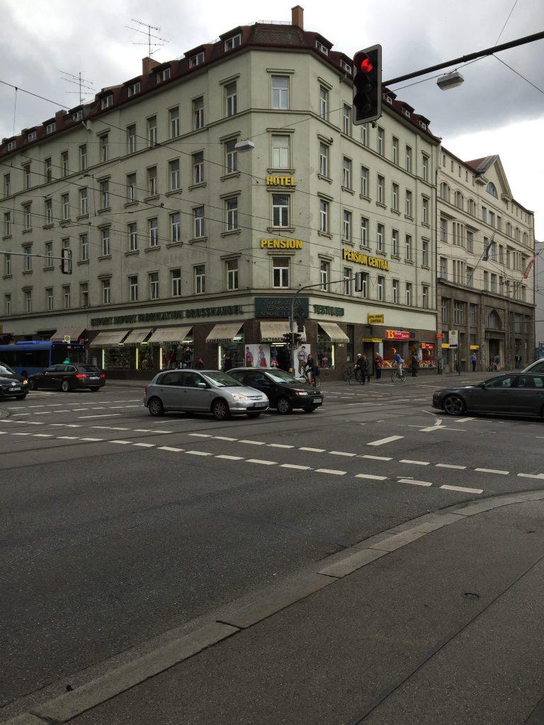 Bayerstraße