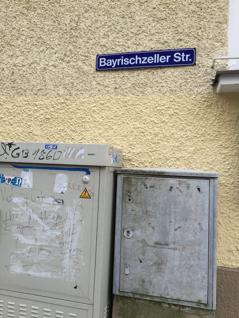 Bayrischzeller Straße