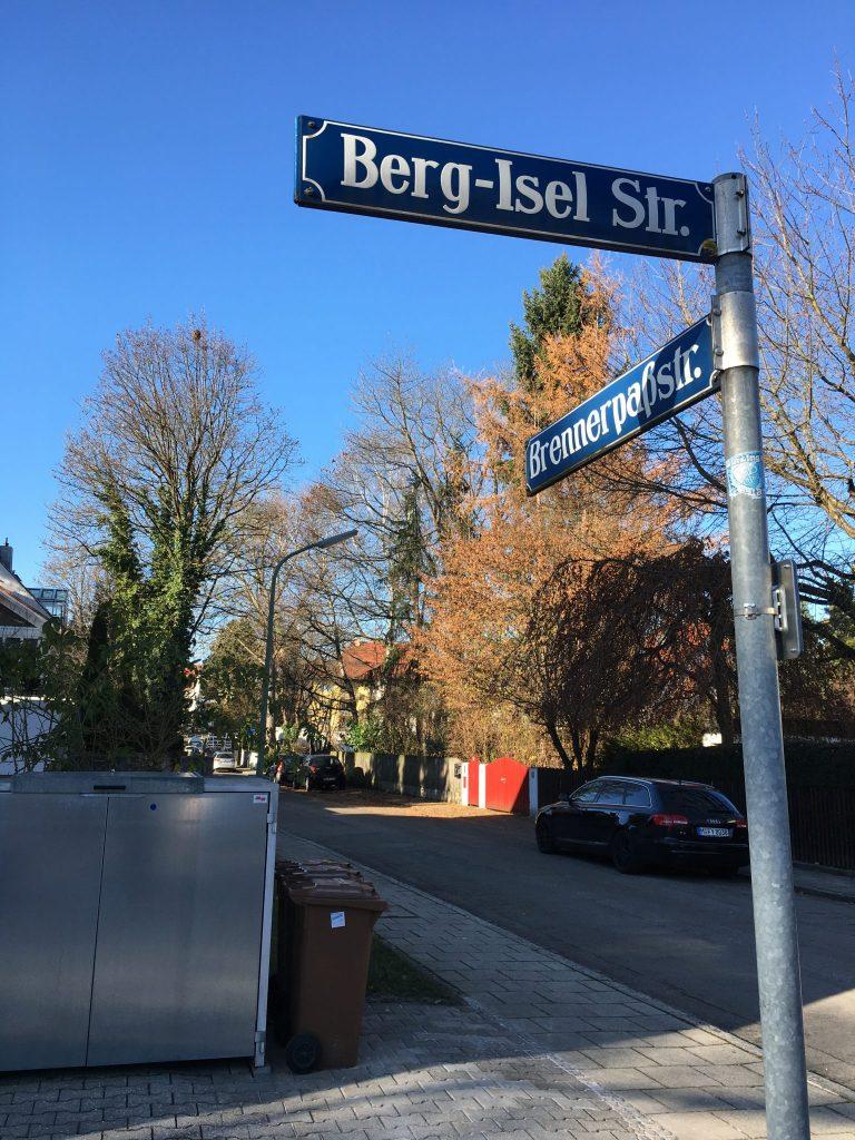 Berg-Isel-Straße