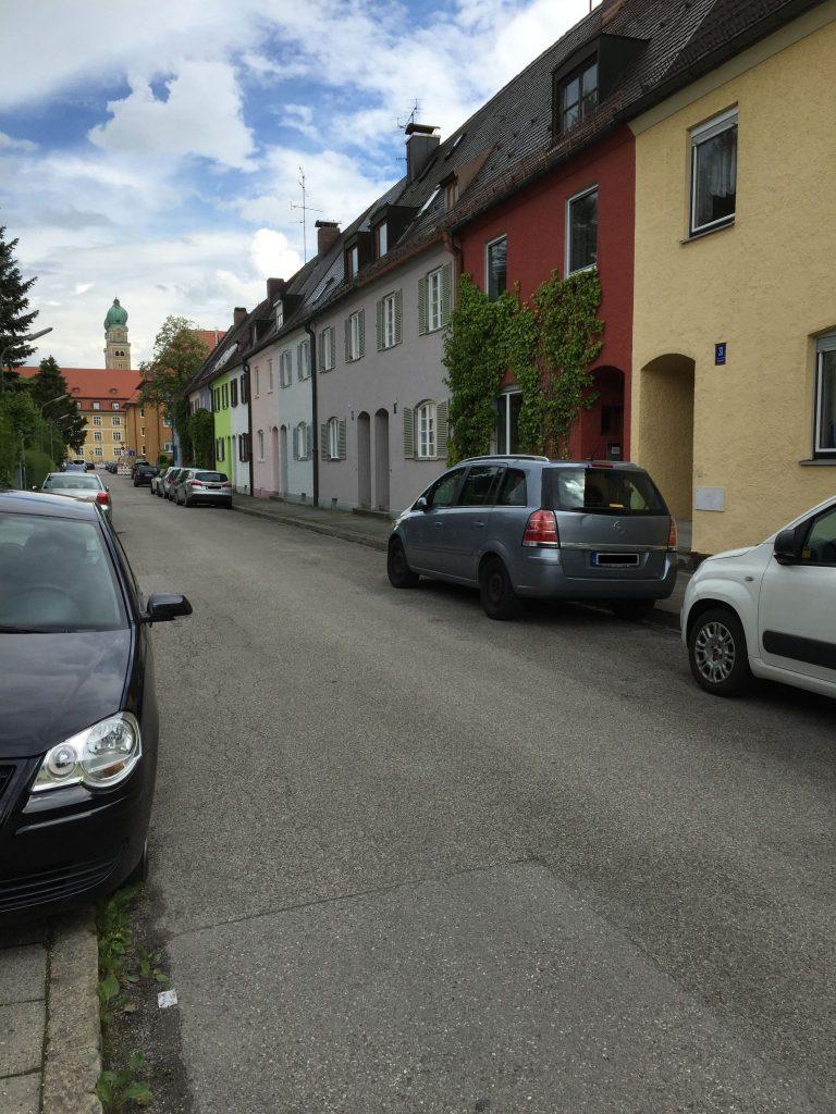 Bernrieder Straße
