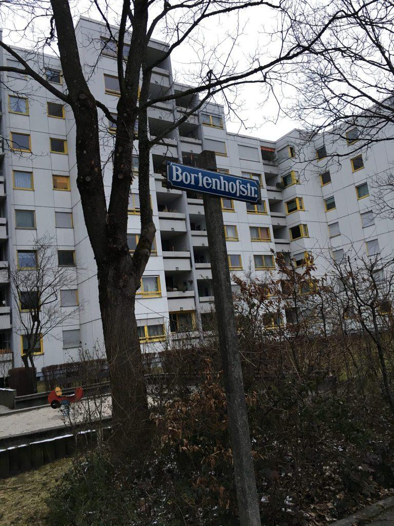 Bortenhofstraße