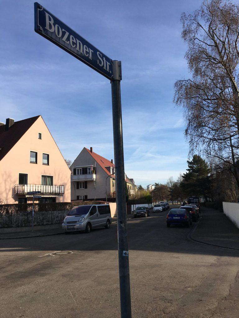 Bozener Straße