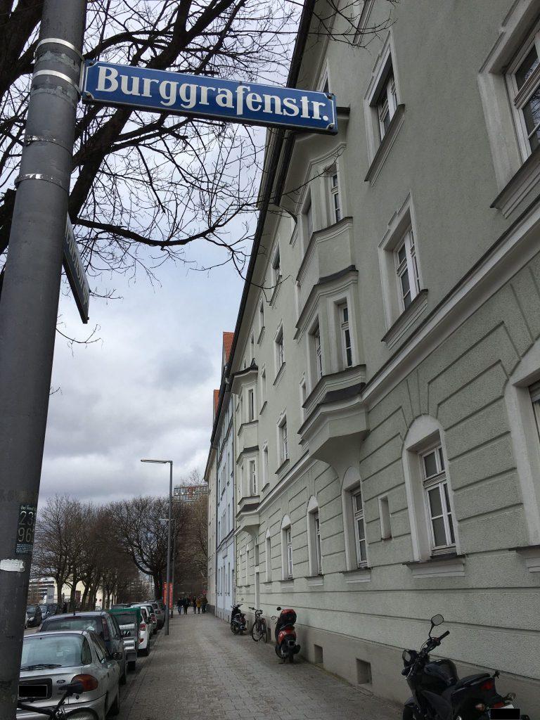 Burggrafenstraße