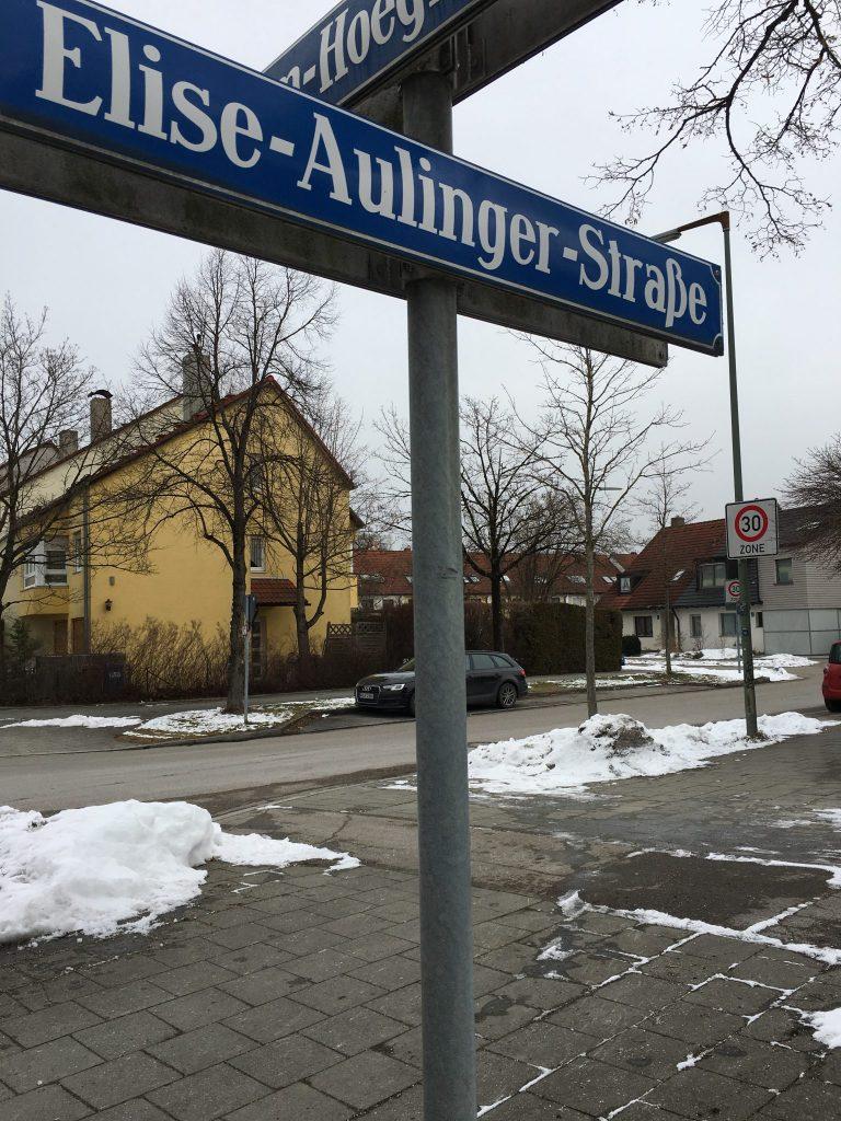 Elise-Aulinger-Straße