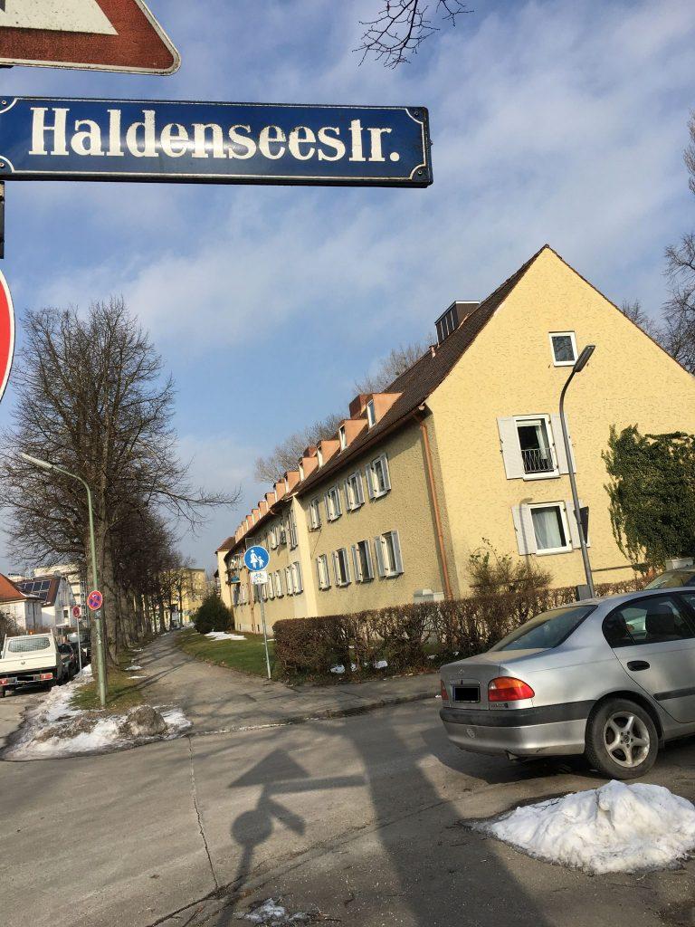 Haldenseestraße