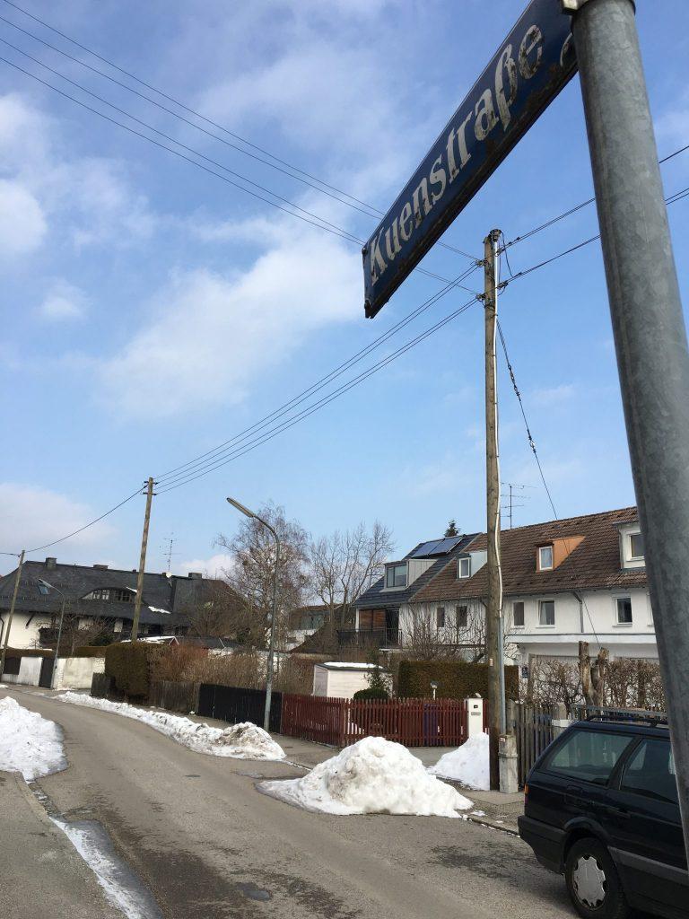 Kuenstraße