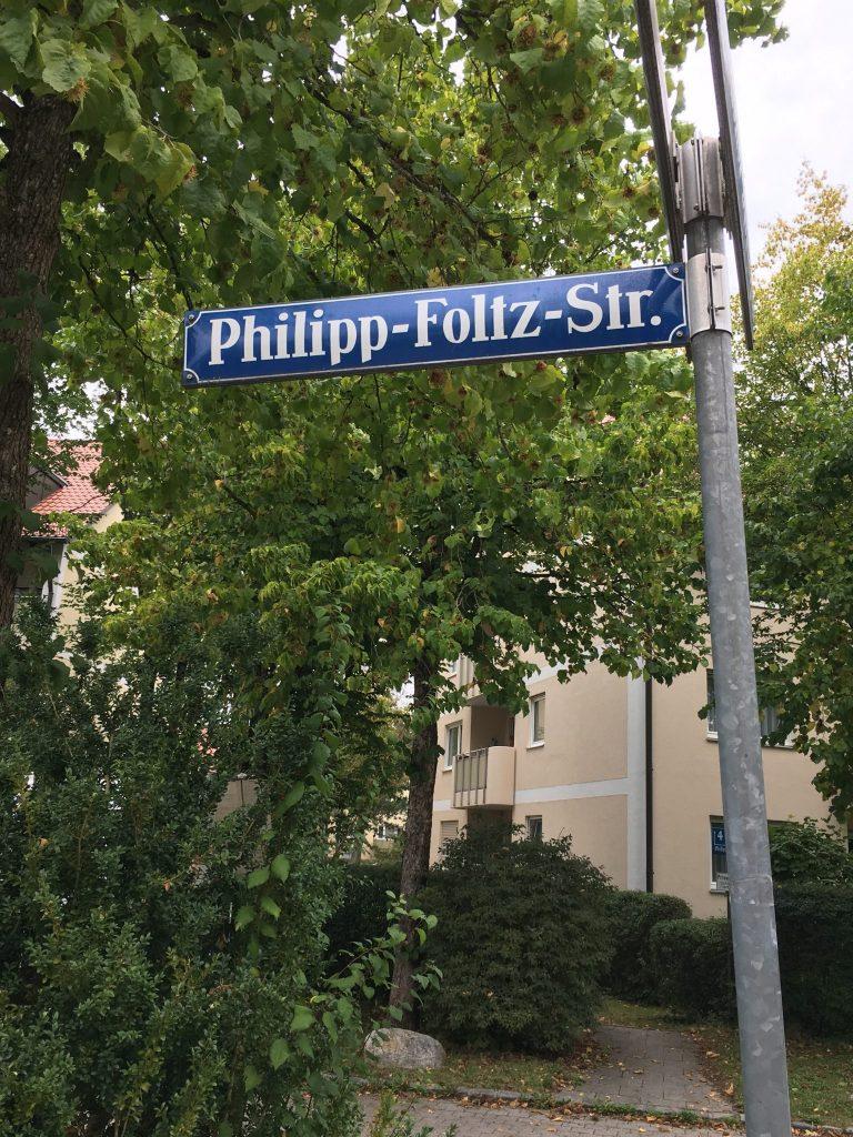 Philipp-Foltz-Straße
