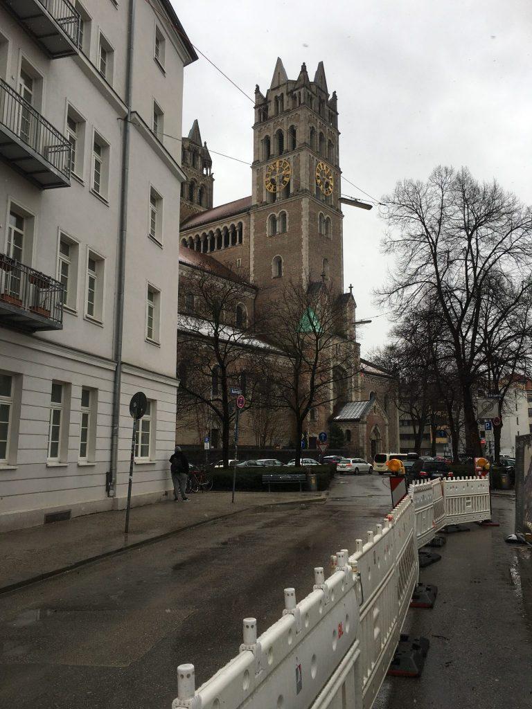 Baaderstraße