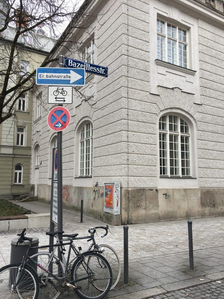 Bazeillesstraße