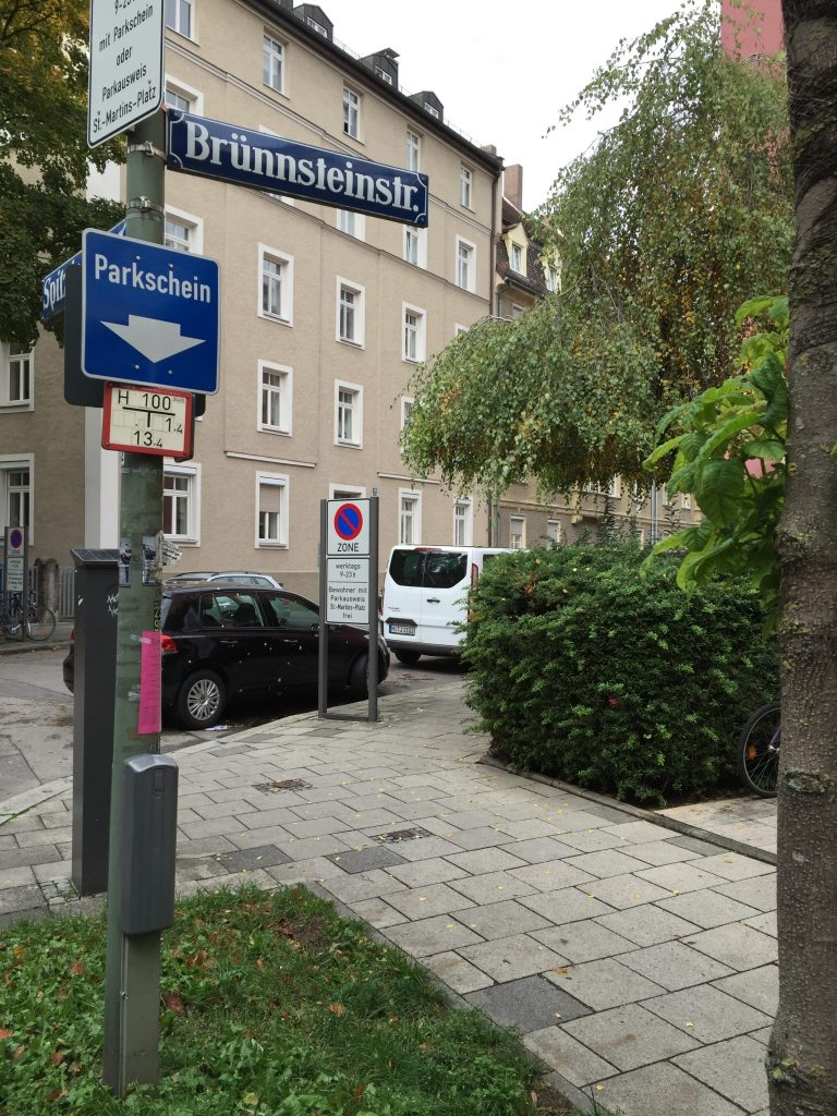 Brünnsteinstraße